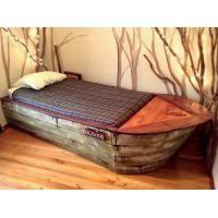 Оригинальная детская кровать-корабль своими руками