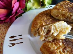 Chismes y Cacharros: Tortilla de Pan con Chichas, Jijas o Zorza