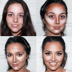 Even though the oval face is considered to be ideal, there are things to consider. It happens so that we know all you should and we are willing to share! #makeup #makeuplover #makeupjunkie #makeuptutorials