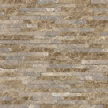 View the Daltile M712-38RANDMS1P Marble Emperador Light Classic Honed / Polished / Split Random Length Multi-Surface Mosaic Tile at Build.com.