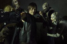 Norman Reedus como Daryl Dixon - The Walking Dead 5ª Temporada - Foto: Frank Ockenfels 3/AMC