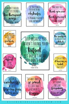 Growth Mindset Resources -Complete Collection of Printables, EDUCATİON, Growth mindset is a buzzword in parenting & education circles these days. Use this huge collection of free growth mindset resources to explore how thi. Growth Mindset Display, Growth Mindset Classroom, Growth Mindset Activities, Growth Mindset Posters, Growth Mindset Kids, Learning Quotes, Education Quotes, Sketchbook Prompts, Fixed Mindset