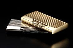 Flint gas cigarette lighter / SD7 SAROME TOKYO