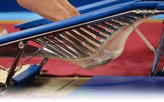 Gymnastics Trampoline Tricks: Very Awesome and Scary Gymnastics Trampoline, Amazing Gymnastics, Sports Equipment, Hammock, Outdoor Furniture, Hammocks, Hammock Bed, Backyard Furniture, Lawn Furniture