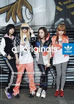 Adidas Originals - 2NE1