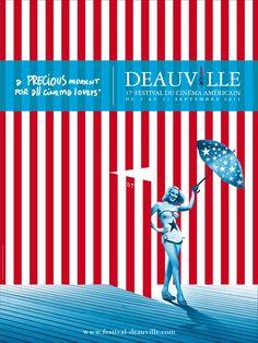A precious moment for all cinema lovers - Deauville 37th Festival du Cinéma Américan | www.festival-deauville.com