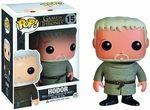 Hodor Vinyl Figure Manufacturer: Funko Series: Game of Thrones Release Date: February 2014 For ages: 4 and up UPC: 849803038724 Details (Description): Game of Thrones is one of the hottest shows on HBO! They recently received 11 Primetime Emmy nominations, including Outstanding Drama Series. If you are not watching this show, and also you are an adult, YOU SHOULD PROBABLY START NOW!