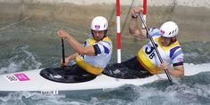 2016 Rio Olympics Canoe Slalom: France & Great Britain won gold medals in men's single events - http://www.sportsrageous.com/2016-rio-olympics/2016-rio-olympics-canoe-slalom-france-great-britain-gold/40391/