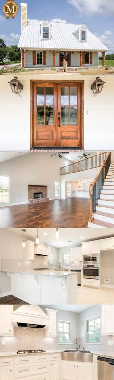 Acadia Bayou Living Sq Ft: Bedrooms: 4 Baths: 3 Lafayette Lake Charles Baton Rouge Louisiana Source by [post_tags Metal Building Homes, Metal Homes, Building A House, Dream House Plans, House Floor Plans, My Dream Home, Dream Houses, Home Renovation, Home Remodeling
