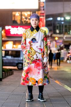 The street style in Tokyo is on another level. See our latest coverage here.
