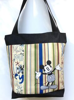 Mickey Mouse Market Tote Bag