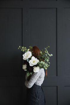 Faux flowers / beautiful bouquets - Field & Nest