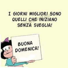 Buona domenica Happy Weekend, Good Morning, Quotations, Funny Quotes, Family Guy, Humor, Comics, Fictional Characters, Snoopy