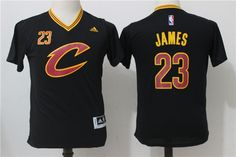1ff349bb13f Adidas NBA Cleveland Cavaliers 23 Lebron James Kid Jersey New Revolution 30  Swingman Blue Youth Jersey