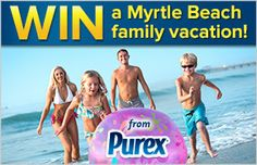 Myrtle Beach Family Vacation Sweeps ends 5/9