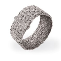 Paddle8: From Roberto Coin's Appassionata Collection, a 5-row Diamond Bracelet - roberto coin
