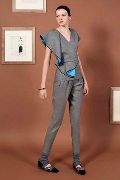 Vionnet Pre-Fall 2016 Fashion Show  http://www.vogue.com/fashion-shows/pre-fall-2016/vionnet/slideshow/collection#11