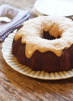 Coconut Flour Carrot Cake (Dairy-free) « Detoxinista