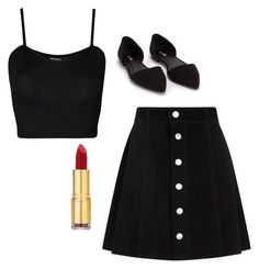 """""""Untitled #3407"""" by adi-pollak ❤ liked on Polyvore"""