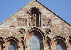 West Gable, Lanercost Priory | by Aidan McRae Thomson