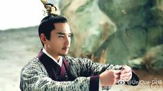 Mặc Uyên Eternal Love Drama, Chinese Man, Peach Blossoms, Traditional Outfits, Just Love, Handsome, Fantasy, Couple Photos, World
