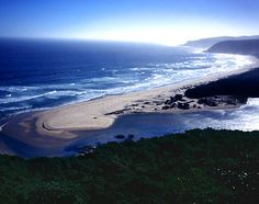 South Africa: Nature's Valley in the Tsitsikamma Coastal National Park
