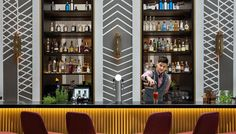 Heute stellen wir euch Upside Down Bar und Restaurant im Art'otel Berlin vor. Die Bar befindet sich direkt in Berlin-Mitte und genauer im Ermelerhaus.