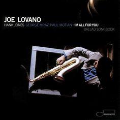 [81-365] Joe Lovano - I'm All for You (Ballad Songbook) (2004)