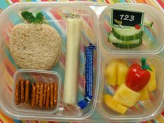 Think Outside the Lunch Box: 7 Adorable School Lunches