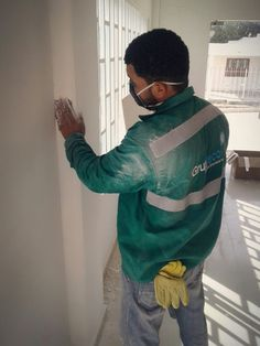 Lijado de paredes para acabados