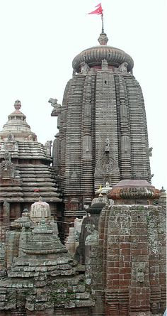 Lingaraj Temple, Bhubaneswar, Odisha [Orissa], India