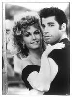 "John Travolta & Olivia Newton John  ""Grease"""