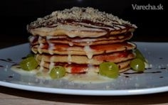 Celozrnné lievance - recept | Varecha.sk Pancakes, Breakfast, Food, Morning Coffee, Essen, Pancake, Meals, Yemek, Eten