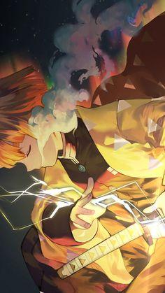 Zenitsu Thunder Breathing Lightning Katana Kimetsu no Yaiba HD Mobile, Smartphone en PC, Desktop, Laptop wallpaper resoluties. Cool Anime Wallpapers, Anime Wallpaper Live, Laptop Wallpaper, Animes Wallpapers, Mobile Wallpaper, Laptop Backgrounds, Wallpaper Desktop, Dark Wallpaper, Otaku Anime