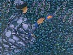 Elena Gorokhova, Firebird Feather, 1979