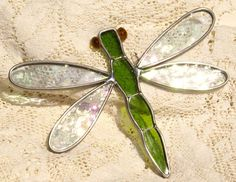 Stained Glass Birds, Bugs and Fish from A Touch of Glass...