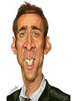 Nicolas Cage ☆☆