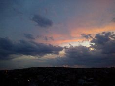 evening #skies, clouds are amazing #poorquality