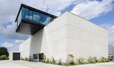 van Dongen–Koschuch Architects and Planners   Asona Benelux kantoor en bedrijfshal