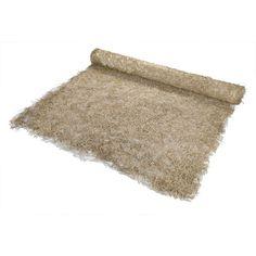 null 8 ft. x 112.5 ft. Polypropylene Single Net Straw Erosion Control Blanket