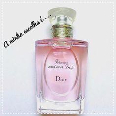 """112 curtidas, 12 comentários - @love.fragrancias no Instagram: """"Bom diaaaa amores! 😉 Pra quem gosta de perfumes, a minha dica de hoje é o Forever and Ever Dior! Me…"""""""