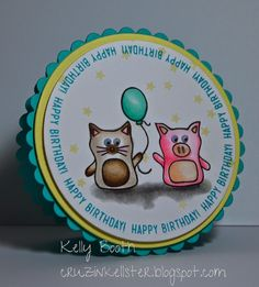 Created by Kelly Booth using Brand New Simon Says Stamp Exclusives.