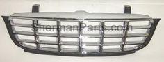 1997-2000 Chevrolet Venture Grille Chrome