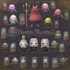 D-Lab - Devils Family 2
