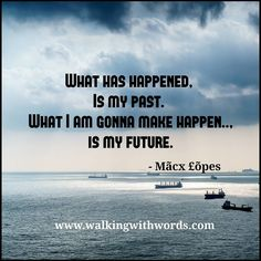 What happened.  #walkingwithwords #inspiration