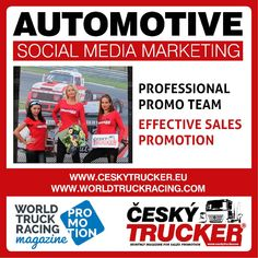 WORLD TRUCK RACING PROMOTION – a monthly online magazine focused on worldwide promotion and advertising of truck races on circuits, inclusive of the truck shows and festivals complementing the races. Online Advertising, Online Marketing, Social Media Marketing, Digital Marketing, Mobile Marketing, Semi Trucks, Car Competitions, Mercedes Benz, Truck Festival