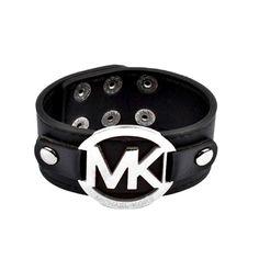 Michael Kors Braided Logo Black Accessories Outlet | DESIRE/WANT/ADMIRE |  Pinterest | Black bracelets, Cheap michael kors and Cheap michael kors bags