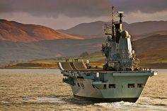 HMS Ark Royal  Jan - Jul '10