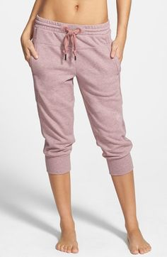adidas by Stella McCartney  Essentials  Capris Sweatpants available at   Nordstrom Completo Pantaloni Della 0a0e97a4697e