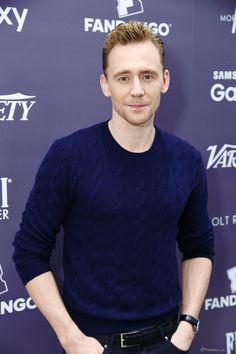 Tom Hiddleston. #TIFF2015